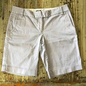 🌟2 for $10!! Gray J Crew Shorts
